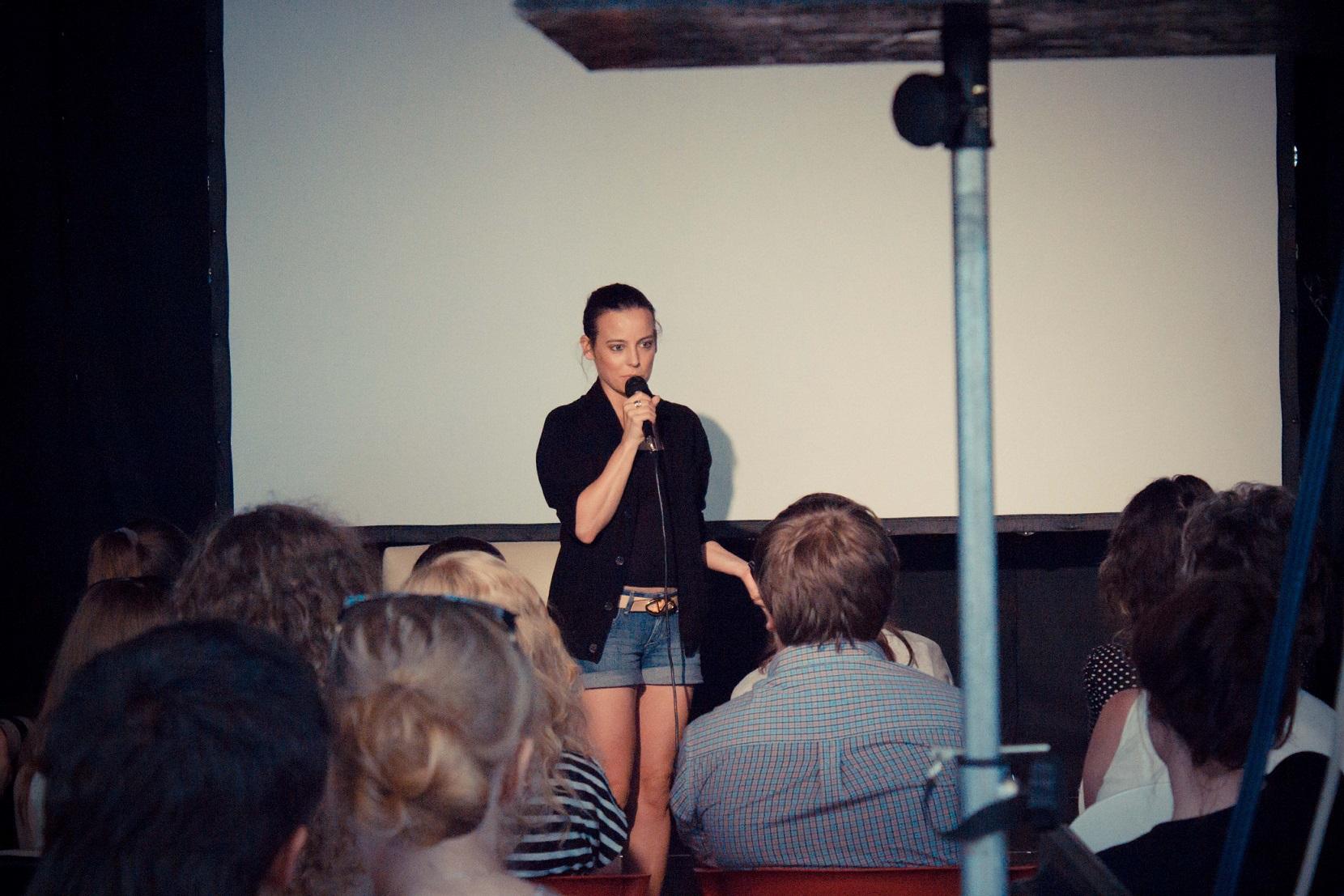 Anna Mucha - KAMERALNE LATO 2012