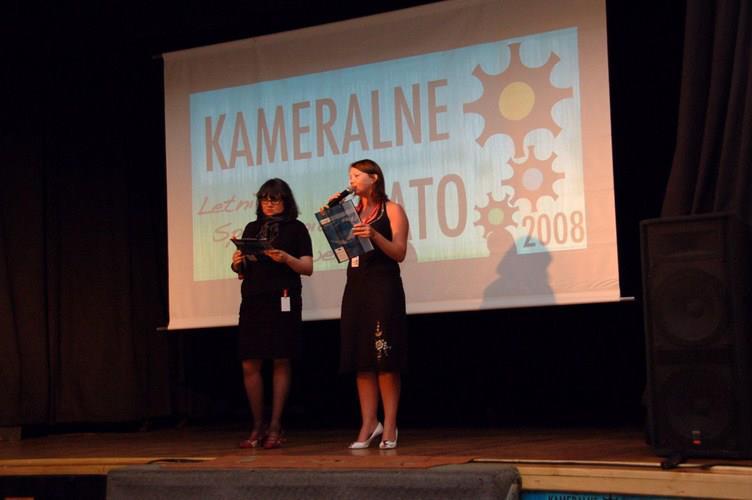 KAMERALNE LATO 2008
