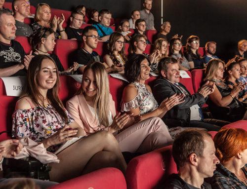 PROJEKCJE FILMOWE bezpłatne pokazy filmowe