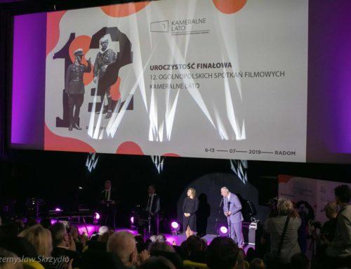 Laureaci 12. Ogólnopolskich Spotkań Filmowych KAMERALNE LATO